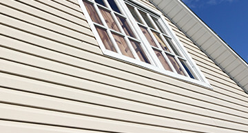 Seamless steel siding | Siding