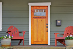 Custom Entry Door System